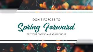 Q1 Announcements Spring Forward