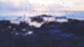 Rainy Day Ocean