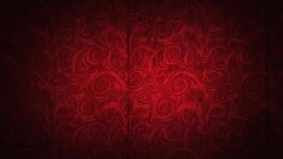 Red Swirl Pattern