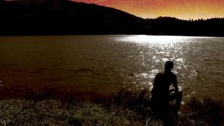 Reflecting At Lake
