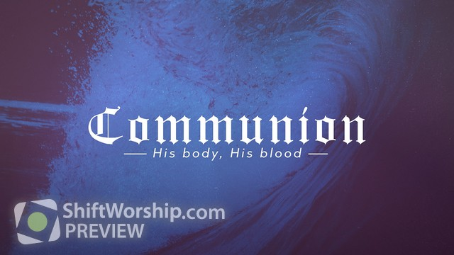 Preview of Reformation Communion