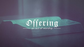 Reformation Offering