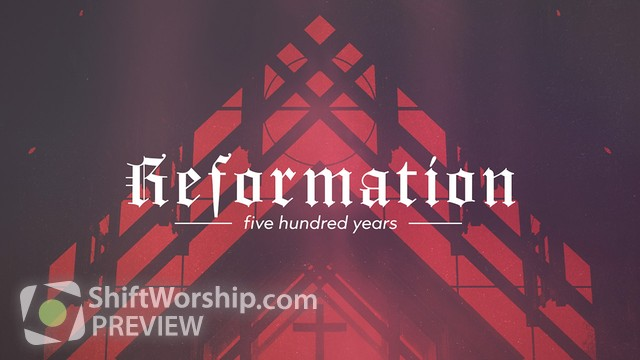 Preview of Reformation Title