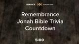 Remembrance Trivia Countdown