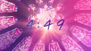 Resurrection Words Countdown