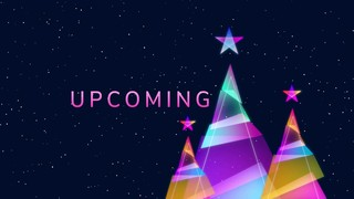 Retro Christmas Upcoming