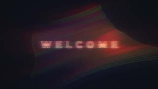 Retro Welcome