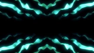 Ribbon Flow Turquoise