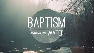 River Film Baptism