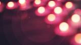 Seaside Candles Bokeh