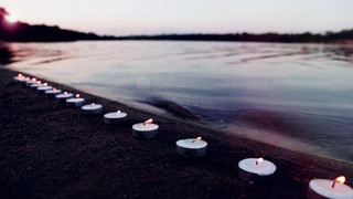 Seaside Candles Calm