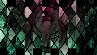 Simple Stained Glass Diamonds Remix