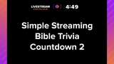 Simple Streaming 2 Countdown