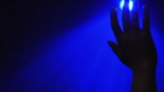 Single Hand And Light