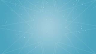 Snow Star Blue