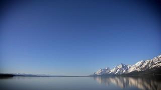 Snowcap Reflection