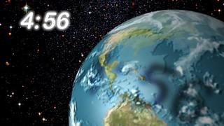Space Globe Countdown