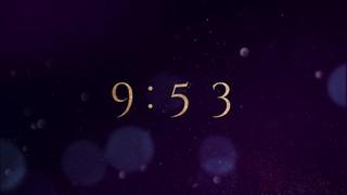 Sparkly Christmas 10 Min Countdown