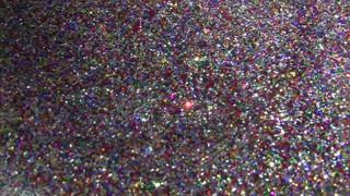 Spinning Glitter