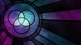 Stained Glass Close