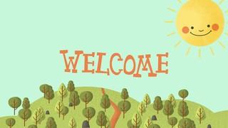 Sunshine Kids Welcome