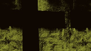 Texture Green Cross