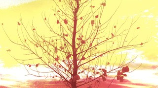 Textured Fall Sky