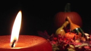 Thanksgiving Candle 1