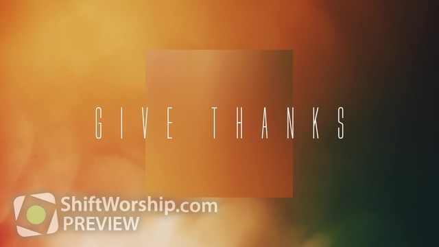 Preview of Thanksgiving Flares Give Thanks