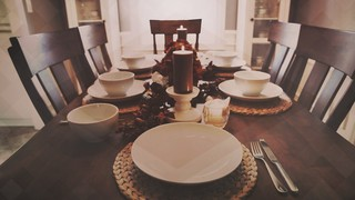Thanksgiving Table Four