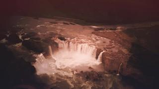 Thanksgiving Vistas Waterfall