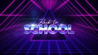 The 80s School