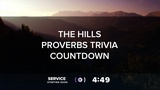 The Hills Proverbs Trivia Countdown