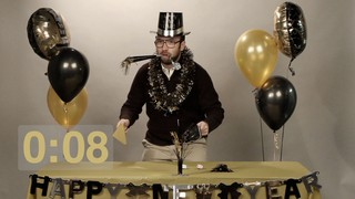The New Year Countdown