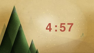 Triangle Trees Countdown