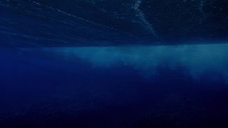 Underwater Crash