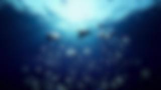 Underwater Float Blur
