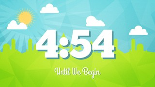 VBS Summer Camp Countdown