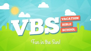 VBS Summer Camp VBS Title