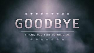 Veterans Salute Exit