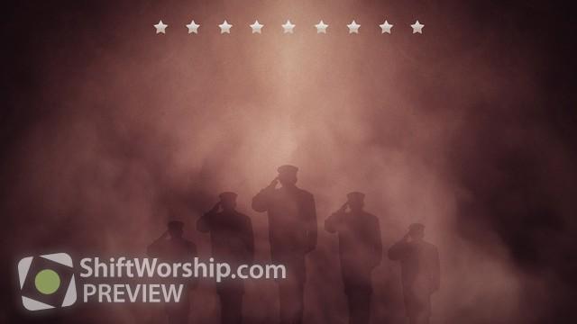 Preview of Veterans Salute Stars