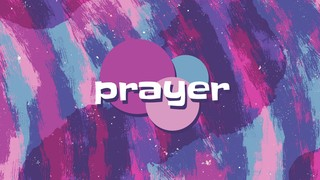 Vibrant Strokes Prayer