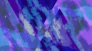 Vibrant Strokes Purple Alt