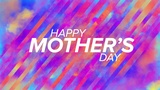 Water Colors Mothers Day (Motions)