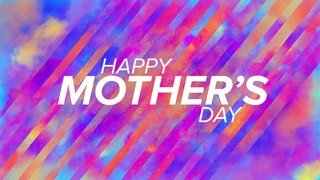 Water Colors Mothers Day