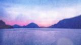 Watercolor Cross Lake Alt