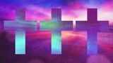 Watercolor Cross Sunrise Remix