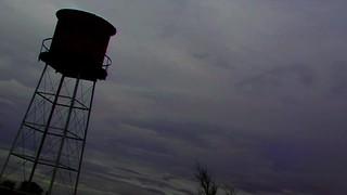 Watertower Cloud Lapse