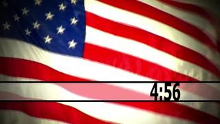 Waving Flag Countdown