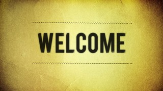 Welcome Parchment